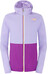 The North Face Girls Flurry Wind Hoodie Violet Tulip Purple